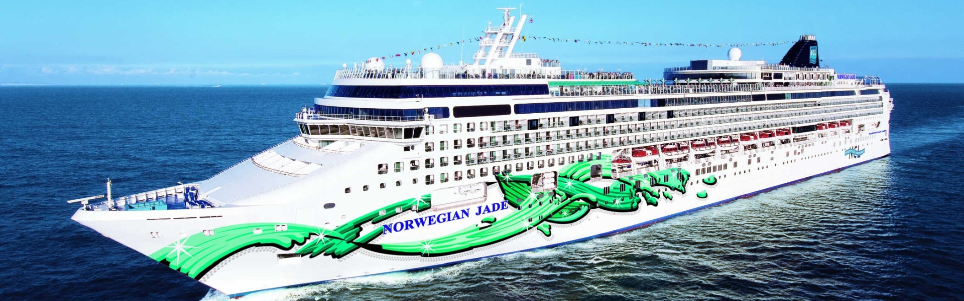 Norwegian Jade © Norwegian Cruise Line