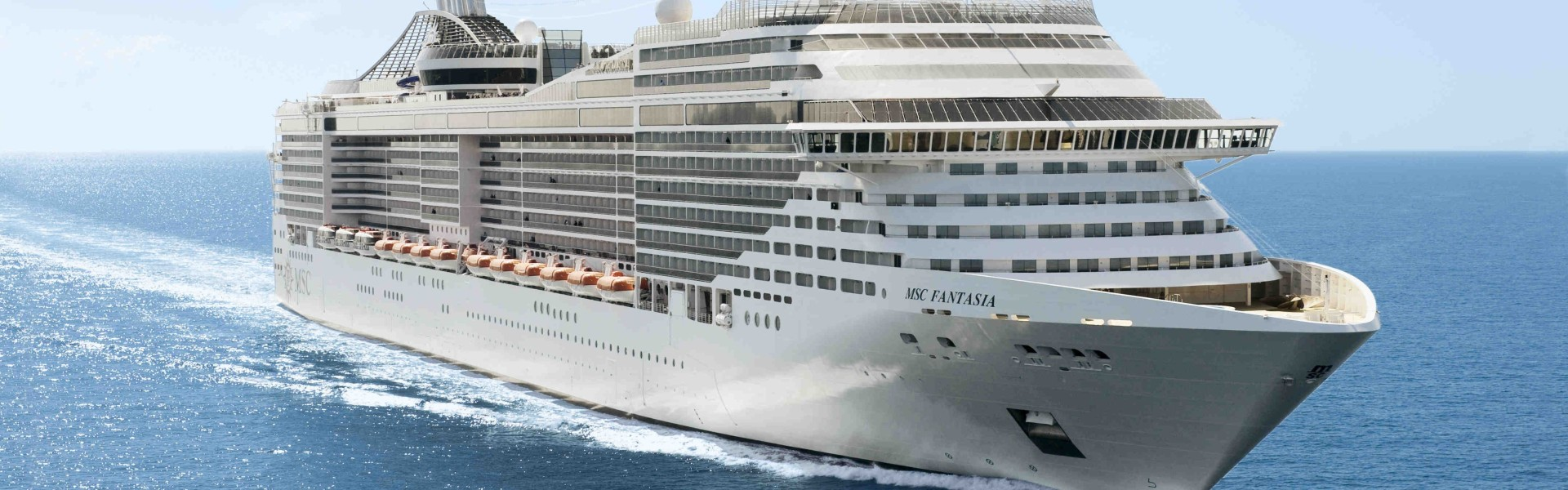 MSC Fantasia © MSC Crociere