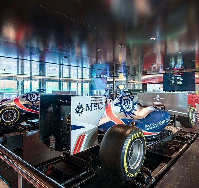 F1 Simulators