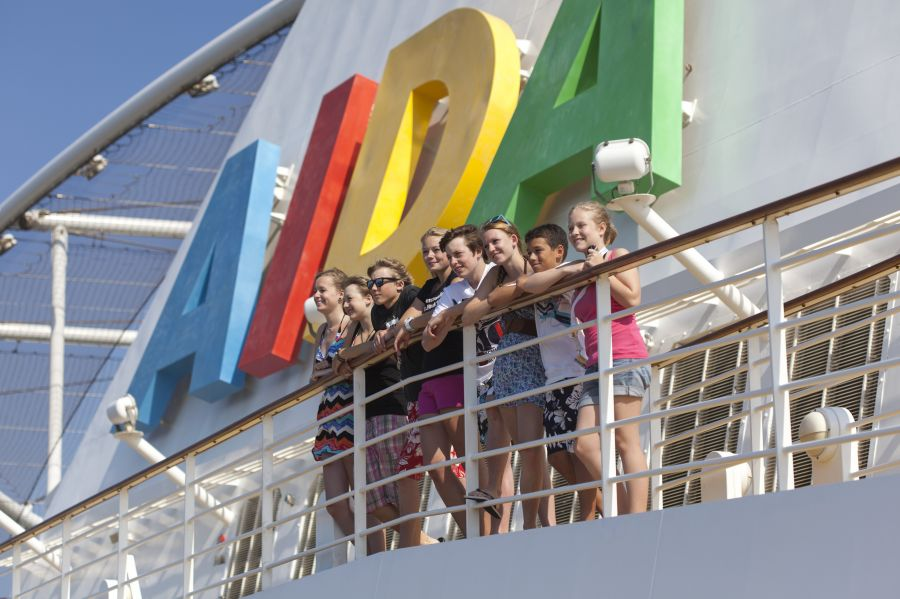AIDA Kids © AIDA Cruises
