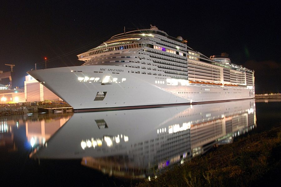 MSC Splendida © MSC Crociere